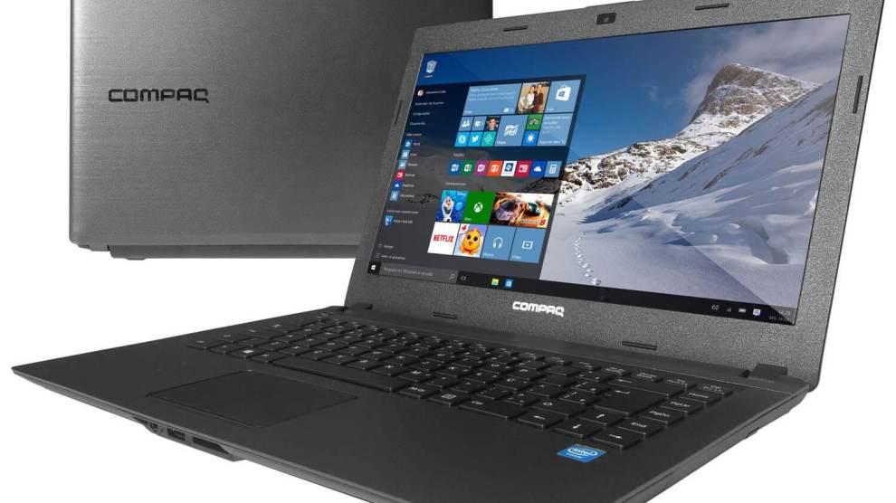 Review Notebook Compaq Presario CQ-17 5