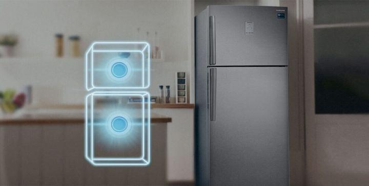refrigerador 720x364 - Samsung atualiza linha de refrigeradores com mais cores e novos designs