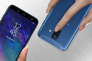 samsung galaxy a6 a6 plus - Galaxy A6 e A6 Plus: Samsung apresenta seus dispositivos mais baratos