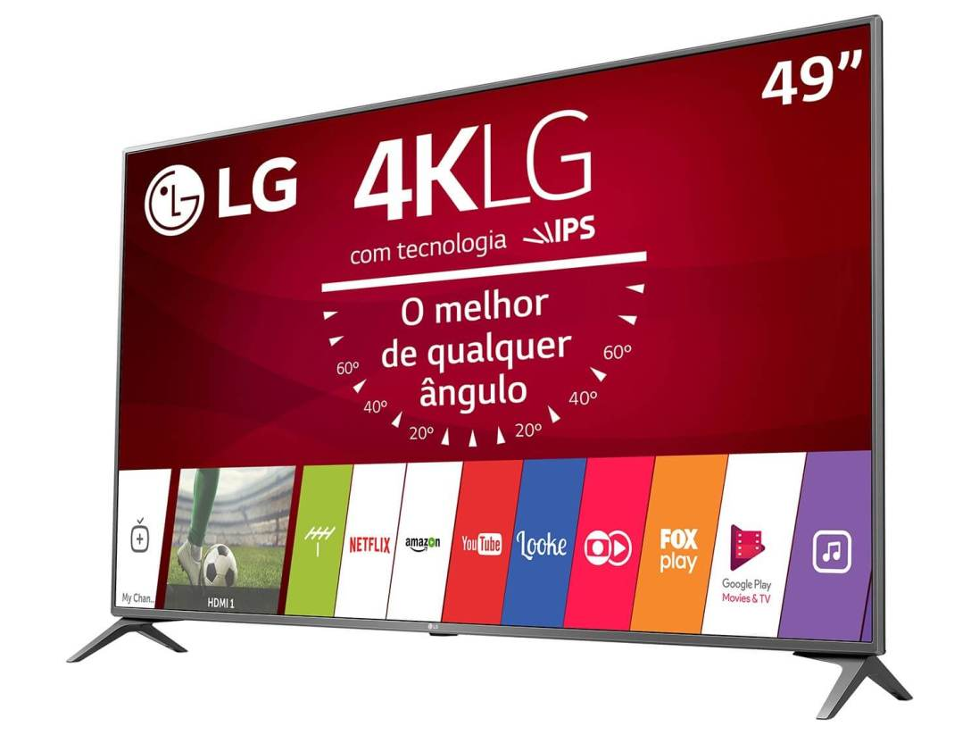 Confira as Smart TVs mais buscadas no Zoom em junho 10
