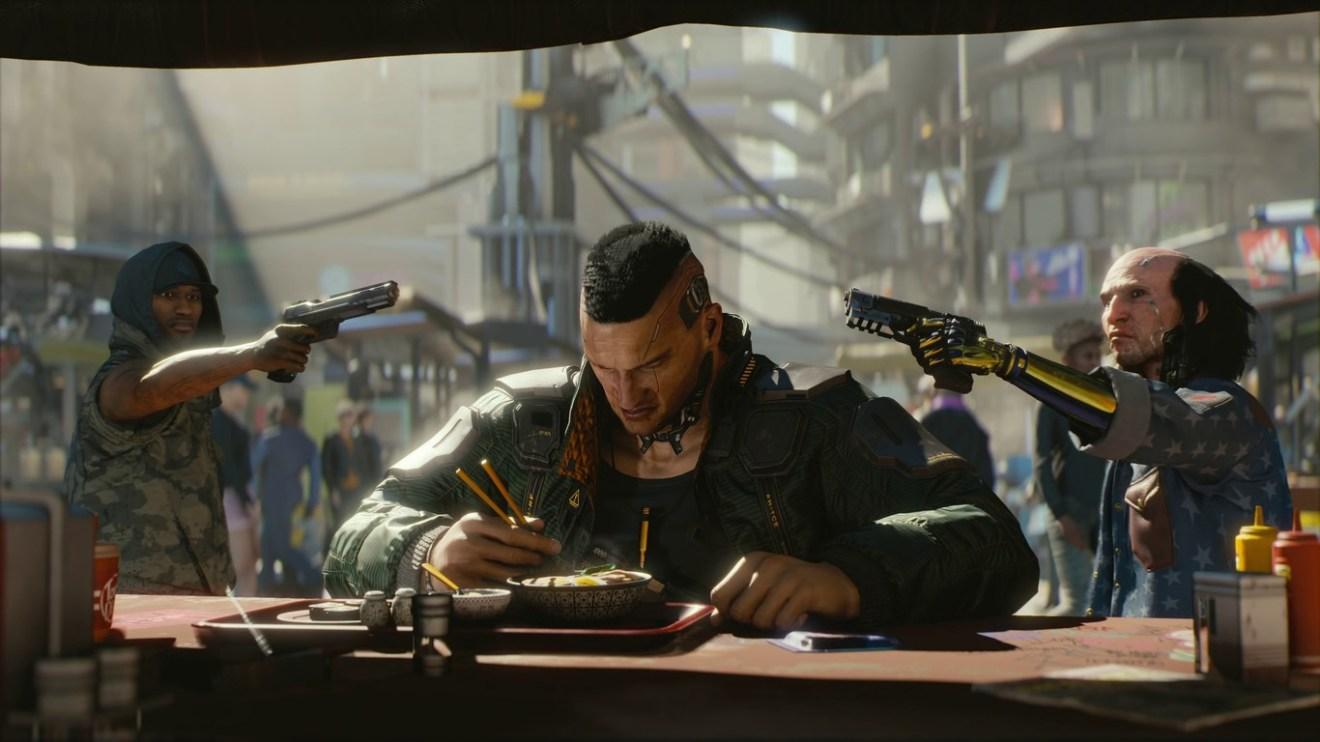 27 3 - Cyberpunk 2077 é um RPG com elementos de FPS e ousadia de GTA