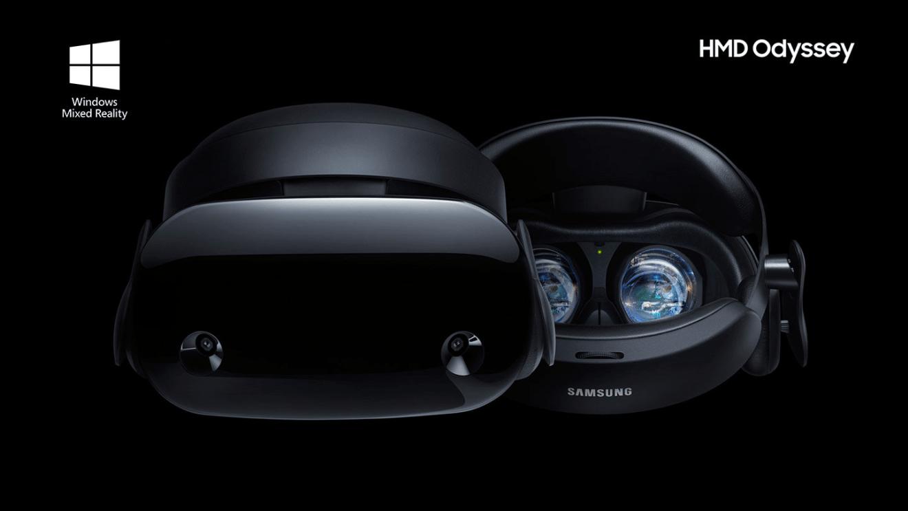 Samsung HMD Odyssey Review