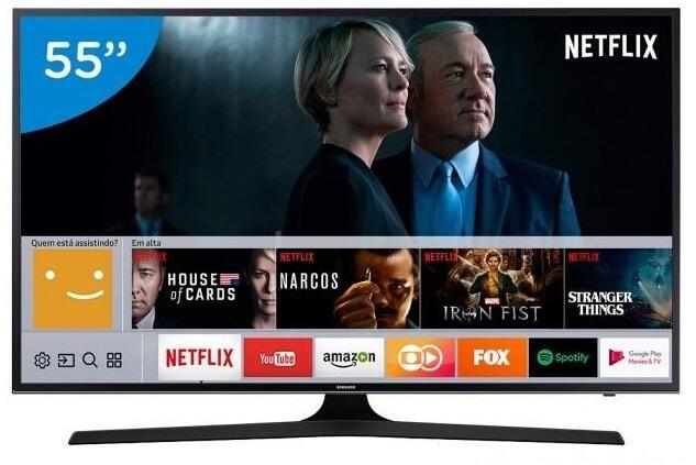 5 1 - Confira quais foram as Smart TV mais procuradas em maio