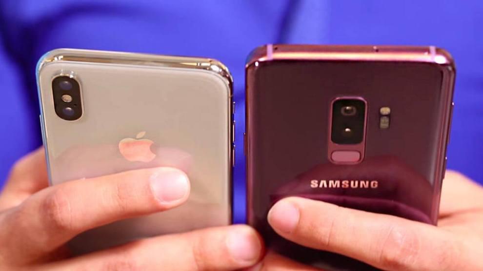 Galaxy S9 passa o iPhone X e torna-se o celular mais vendido do mundo em abril