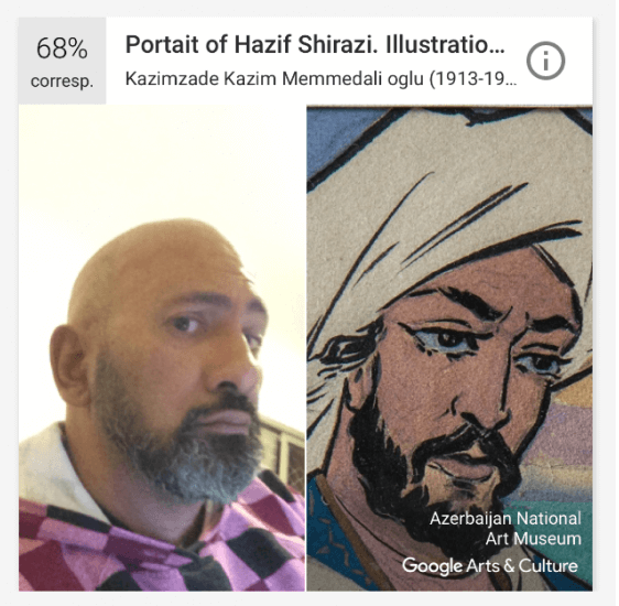 Função Art Selfie do Google Arts and Culture chega ao Brasil 7