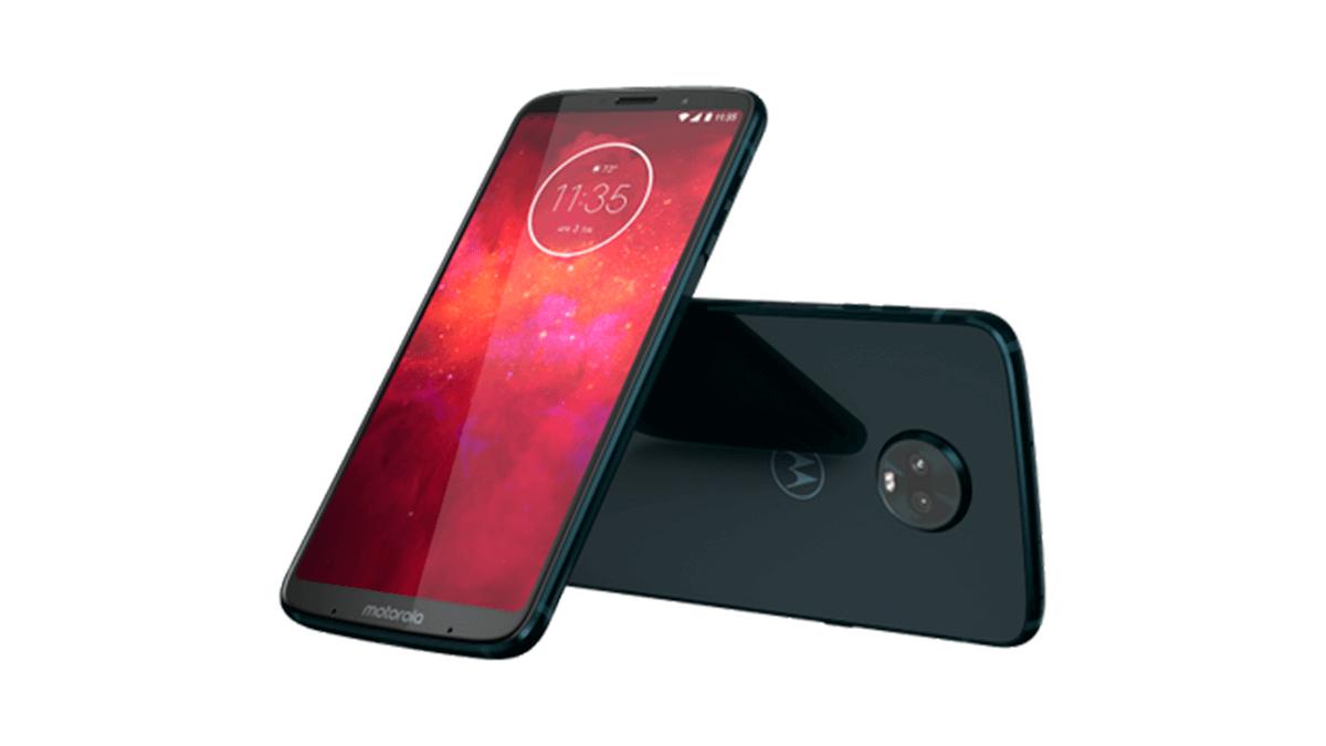 Motorola Moto Z3 Play Showetech - Melhores smartphones intermediários de 2018