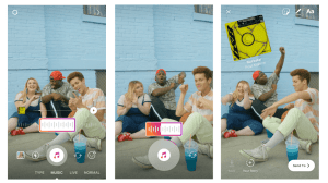 Music Format - Instagram Stories terá trilha sonora