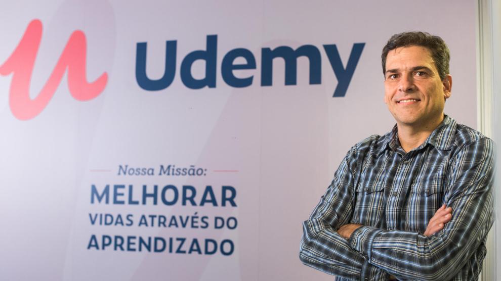 Udemy Inaugura seu primeiro escritório no Brasil 5