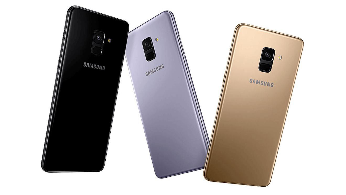 Samsung Galaxy A8 Showmetech - Melhores smartphones intermediários de 2018