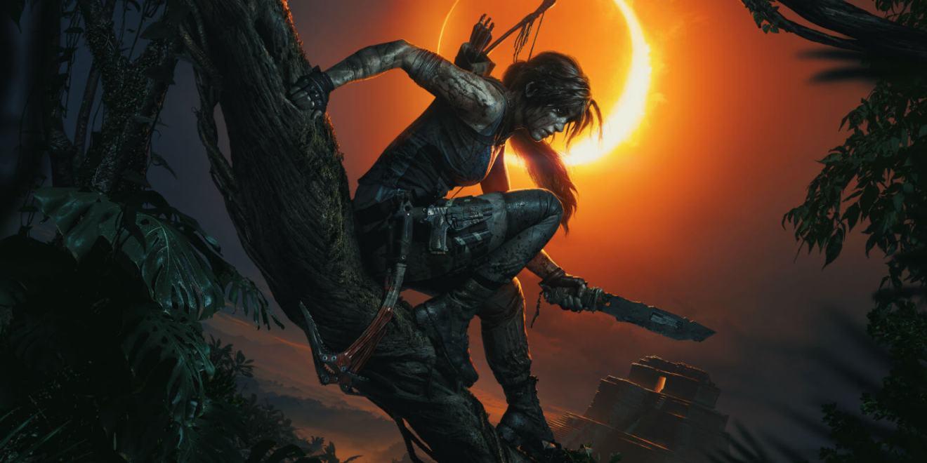Shadow of the Tomb Raider art - O que esperar da E3 2018