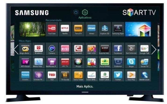 Confira as Smart TVs mais buscadas no Zoom em junho 15