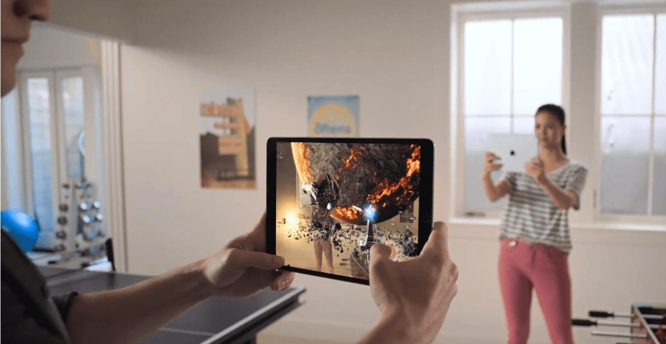 ar compartilhado - WWDC18: iOS 12 chega com Realidade Aumentada compartilhada e Notificações em Grupo