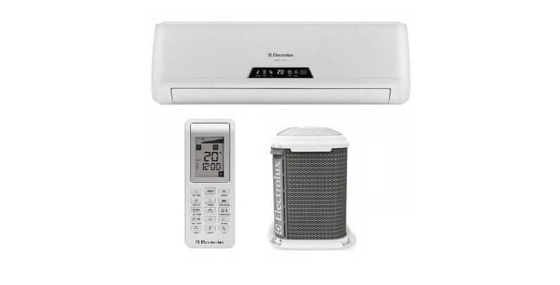 ar condicionado split hi wall electrolux ecoturbo 9000 btus controle remoto frio ve09f vi09f e1530298394357 - Confira os eletrodomésticos mais buscados em junho no Zoom