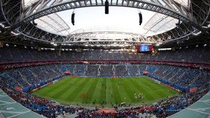 copa do mundo - Copa do Mundo 2018: câmera de 180° do app SporTV te coloca nas arquibancadas