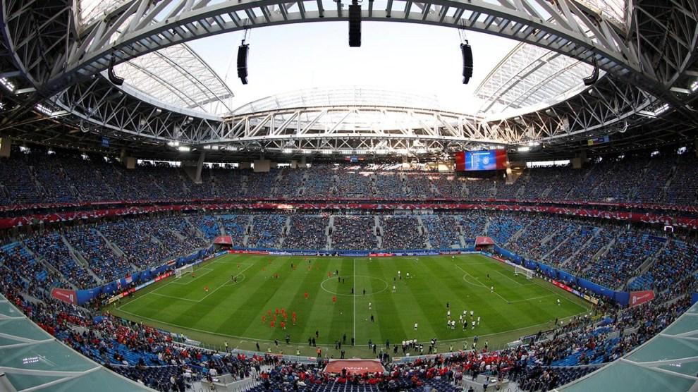 Copa do Mundo 2018: câmera de 180° do app SporTV te coloca nas arquibancadas 3