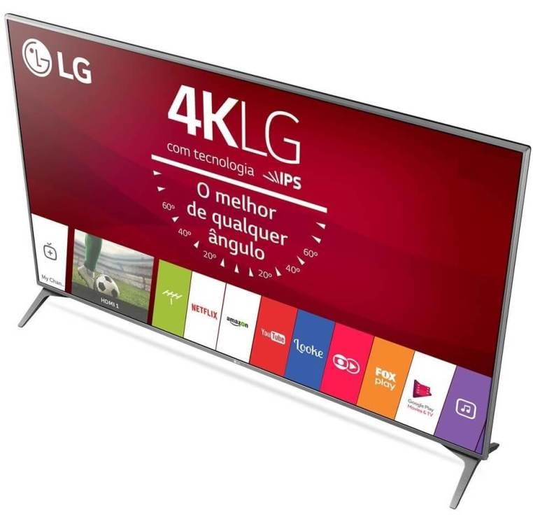 smart tv led 43 ultra hd 4k lg 43uj6565 wi fi hdmi usb D NQ NP 734528 MLB27266756784 042018 F - 10 Produtos incríveis para você conhecer a loja do Showmetech