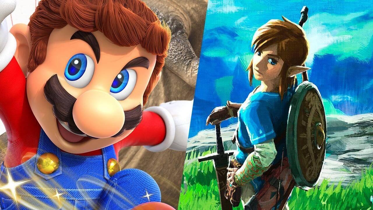 Nintendo abre loja virtual com jogos do Switch no Brasil 5