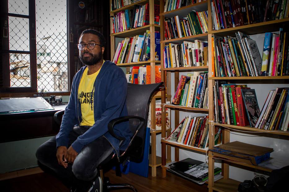 Quadrinista brasileiro ganha um Eisner, prêmio mais importante das HQs 8