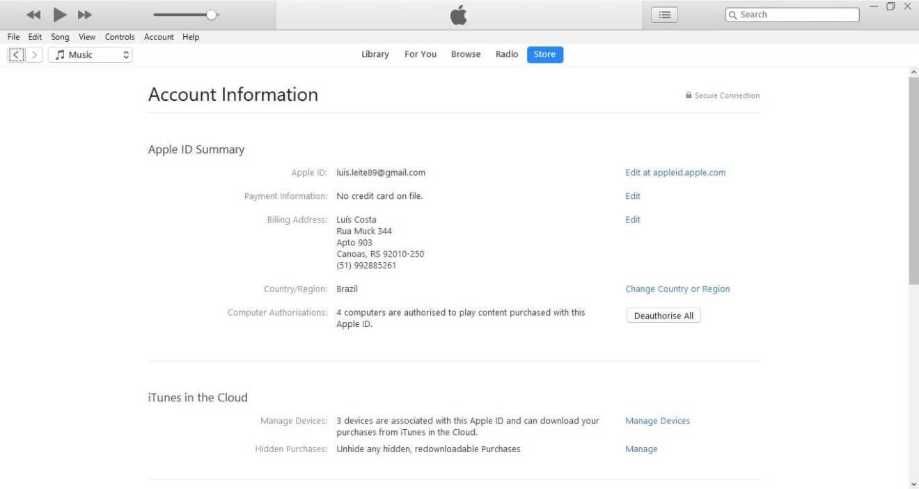 Aprenda como verificar e cancelar assinaturas de seu Apple ID 9