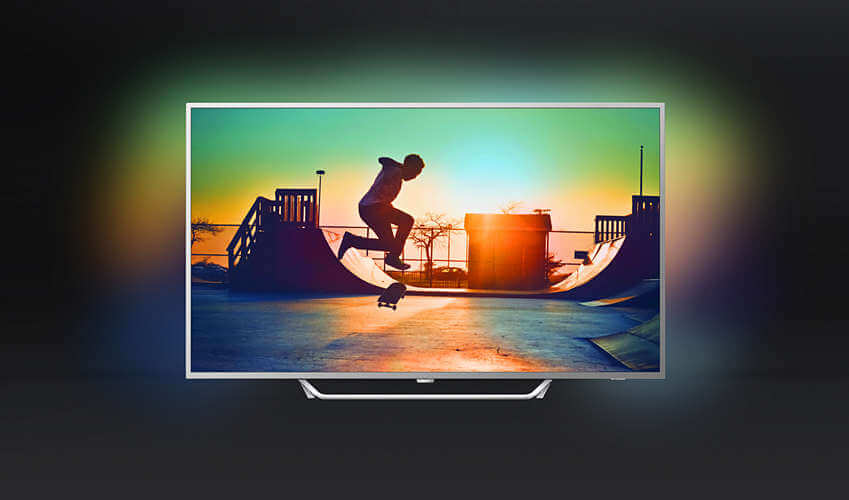 Review: TV LED Ambilight Philips 65PUG6412/78 entrega experiência impressionante 6