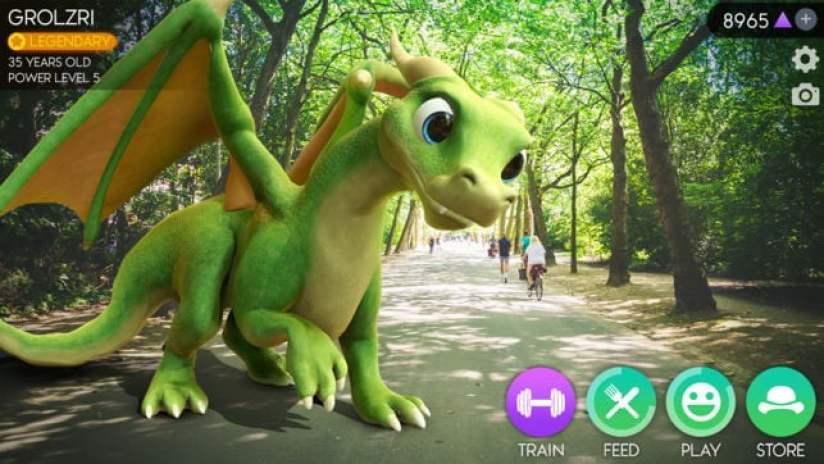 Resultado de imagem para ar dragon