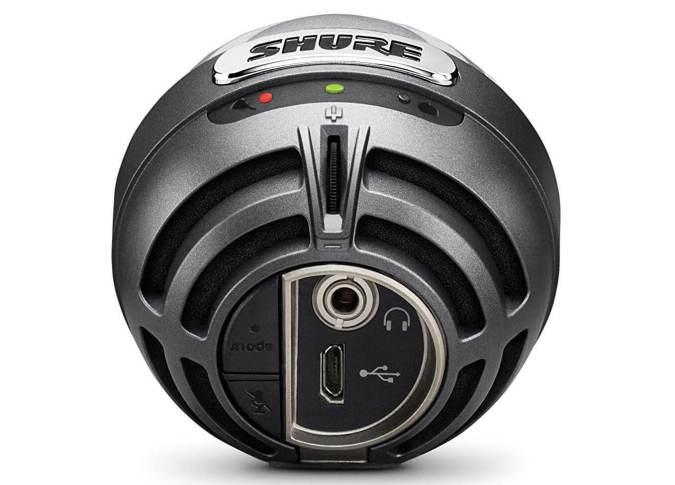 Review: Shure MV5 é o microfone condensador digital amplamente versátil 9