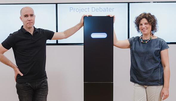 IBM revela sistema de IA sucessor do Watson capaz de debater com humanos 9