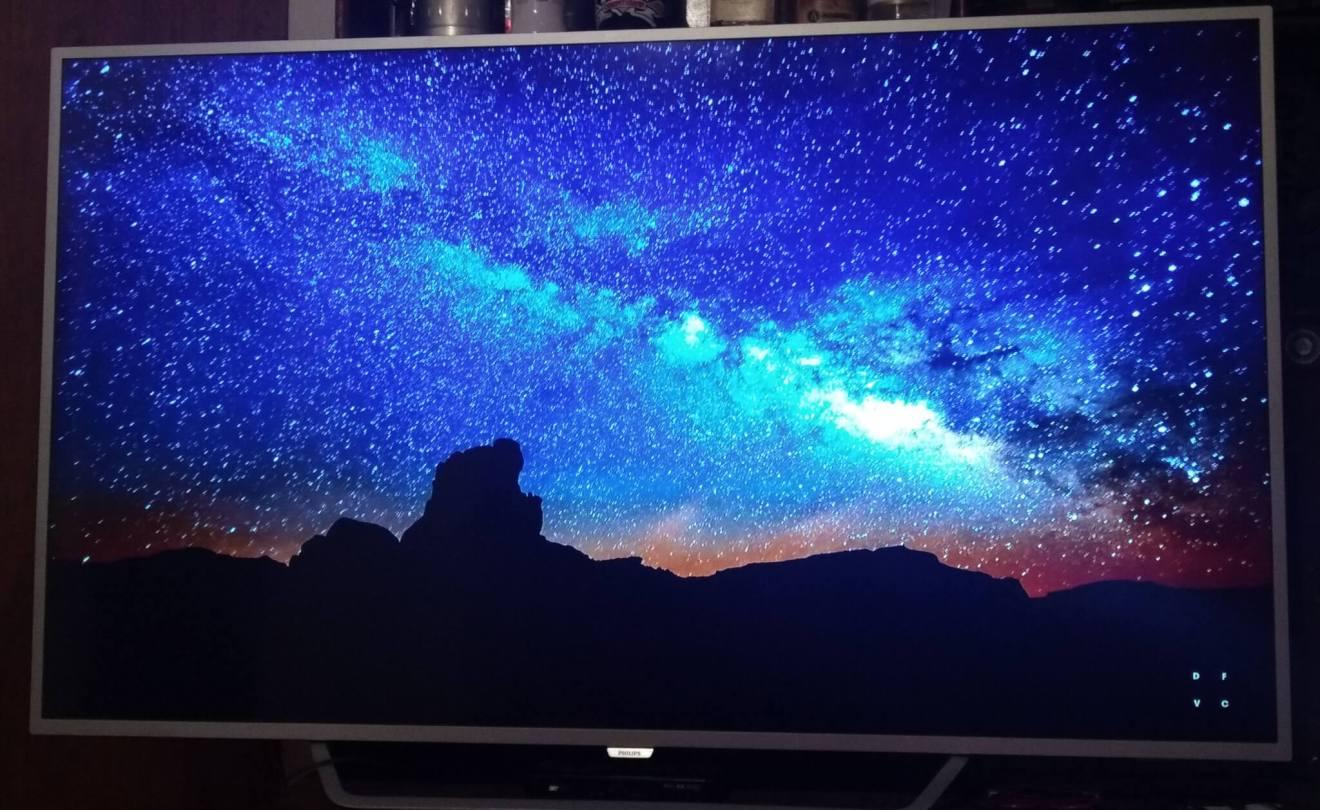 IMG 20180629 23200146901 - Review: TV LED Ambilight Philips 65PUG6412/78 entrega experiência impressionante