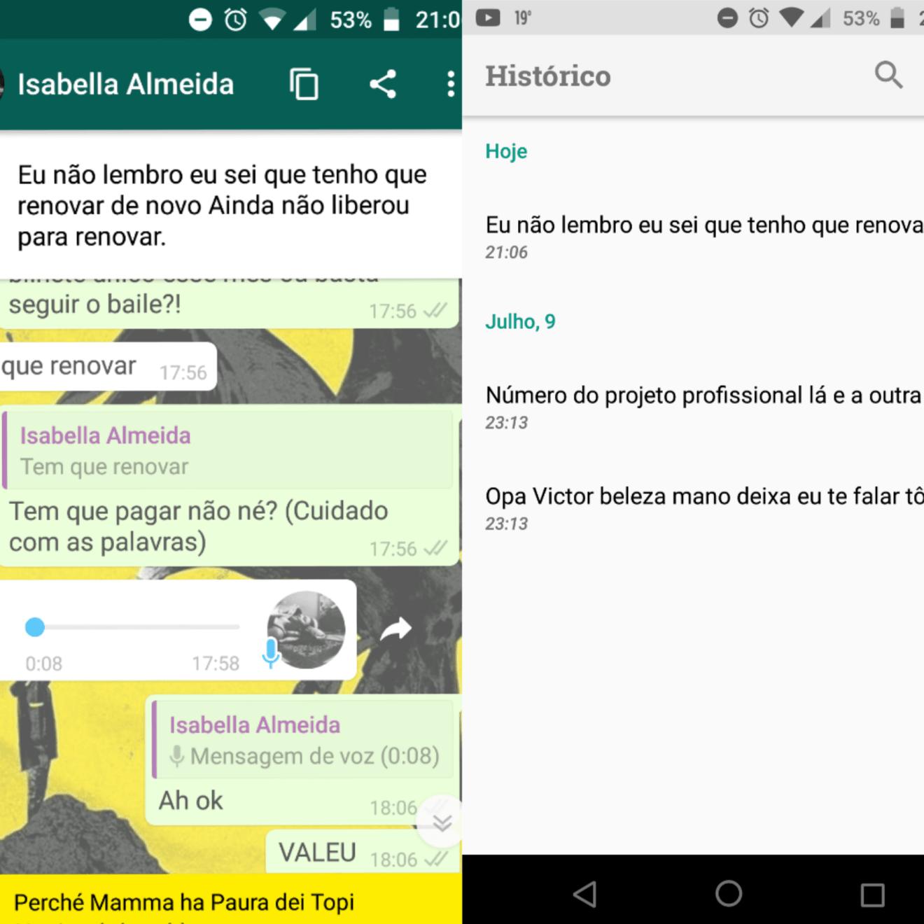 WhatsApp: saiba como converter as mensagens de áudio para texto 6