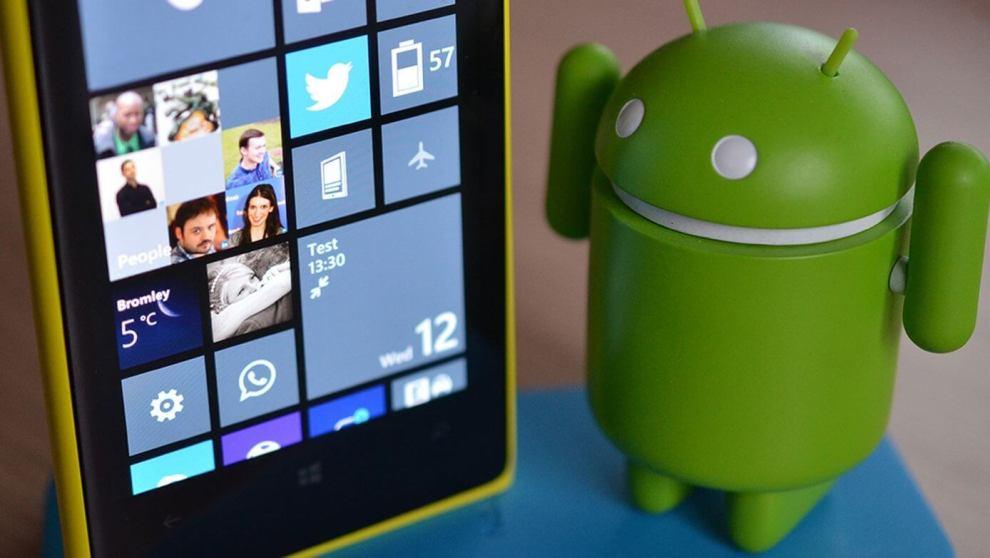 Rumor: Microsoft estaria prestes a lançar um smartphone com Android 7