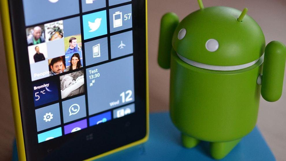 Rumor: Microsoft estaria prestes a lançar um smartphone com Android 6