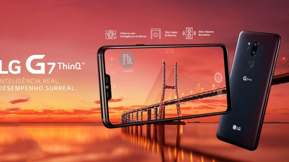 Claro venderá o LG G7 ThinQ por R$ 1.196,00 3
