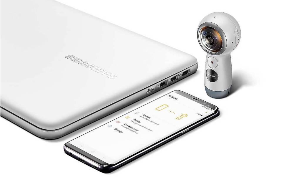 Wearables: Como gravar e editar vídeos com a Gear 360 5