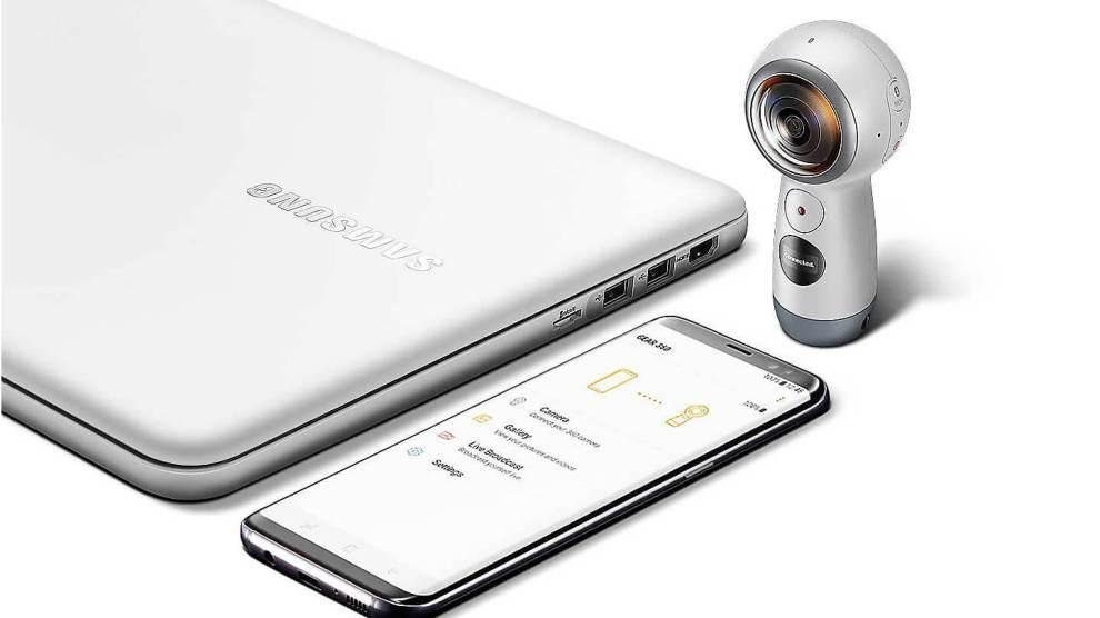 Wearables: Como gravar e editar vídeos com a Gear 360 3