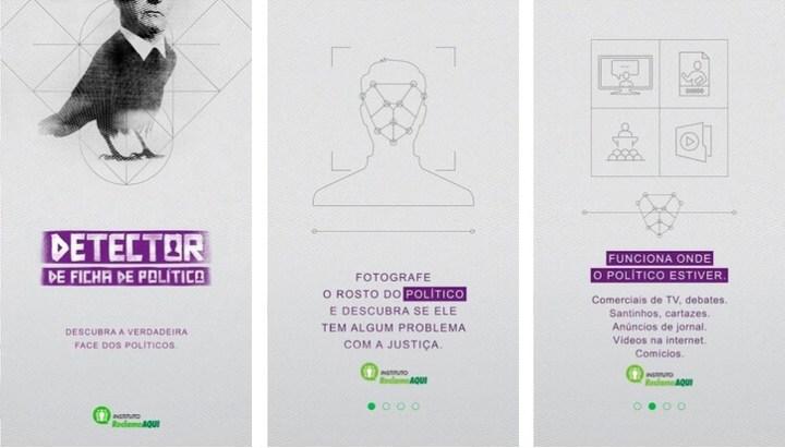 Aplicativo brasileiro que detecta corruptos ganha prêmio internacional 5