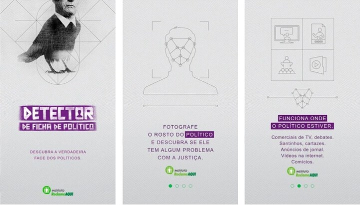 Aplicativo brasileiro que detecta corruptos ganha prêmio internacional 7