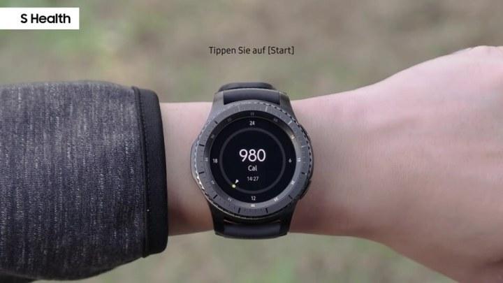 Wearables: dicas e truques para usar o Gear S3 na corrida e na academia 8