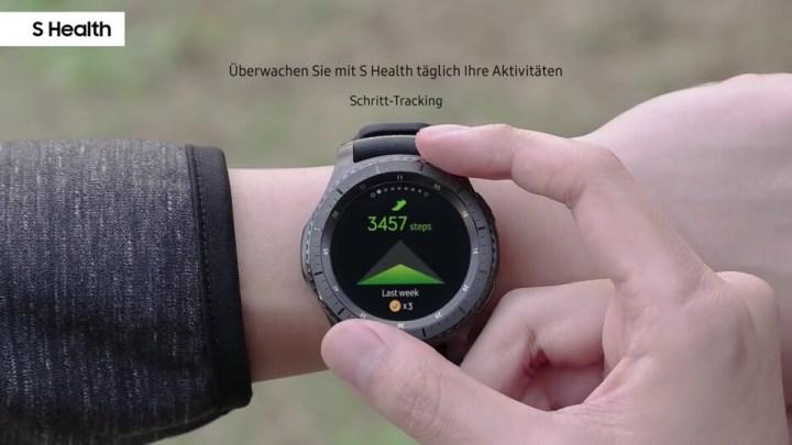 Wearables: dicas e truques para usar o Gear S3 na corrida e na academia 7