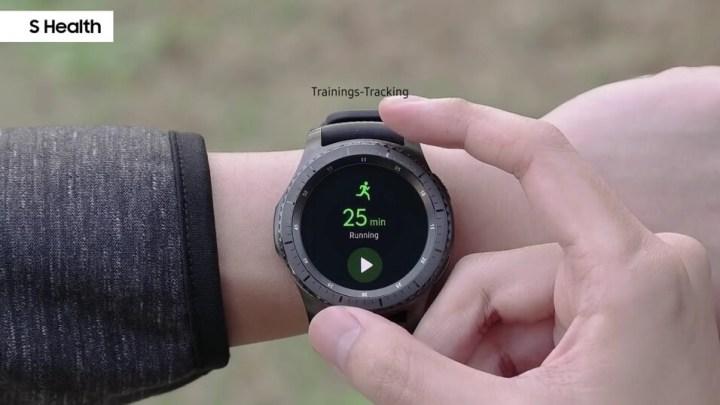Wearables: dicas e truques para usar o Gear S3 na corrida e na academia 11