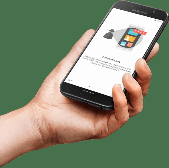 Dicas e truques: Aproveite o máximo do seu Galaxy série A 7