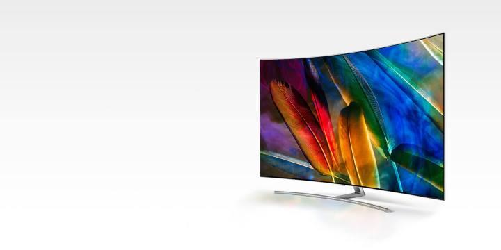 TVs QLED da Samsung estão disponíveis no Brasil.