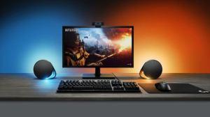 logitech05 - Logitech lança no Brasil speaker G560 com LEDs que se ajustam ao seu game