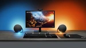 Logitech lança no Brasil speaker G560 com LEDs que se ajustam ao seu game 11