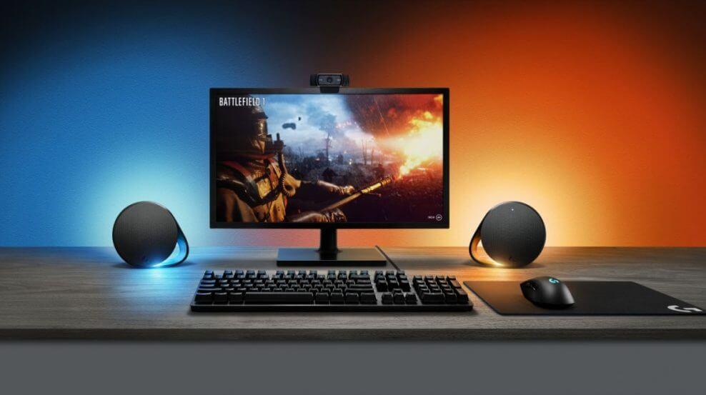 Logitech lança no Brasil speaker G560 com LEDs que se ajustam ao seu game 4