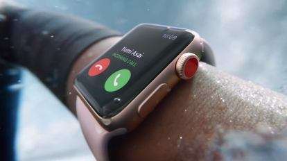 mediatelecom Applewatch ic08061 - Review: Apple Watch Series 3 Cellular é a melhor versão do smartwatch