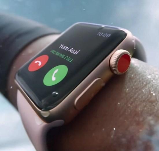 mediatelecom Applewatch ic08061 - Review: Apple Watch Series 3 Cellular é a melhor versão do smartwatch