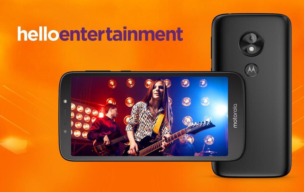 Motorola anuncia versão do Moto E5 Play com Android Go 4