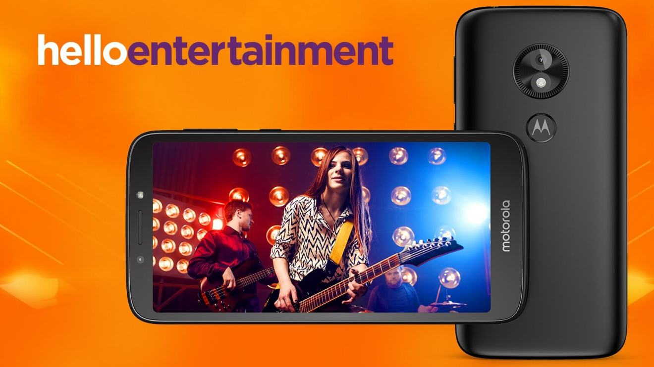 motorola02 - Motorola anuncia versão do Moto E5 Play com Android Go