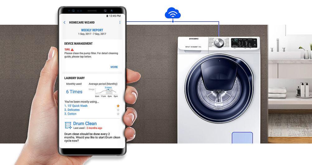 Samsung anuncia o lançamento da lava e seca QDrive no Brasil 7