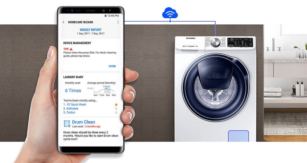 Lava e Seca QDrive: Samsung anuncia o lançamento do eletrodoméstico no Brasil 6